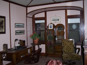 Living Room at Firkins House