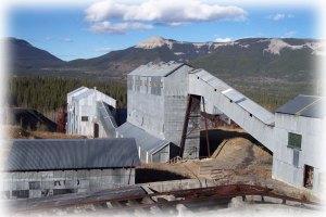 Nordegg Mine