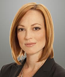 Carolyn Jarvis chief correspondent for Global's newsmagazine program 16x9