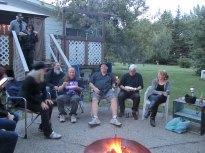 End of year Edmonton Bone-Wagon Association BBQ