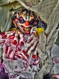 Our loveable clown