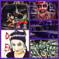 Creepy Halloween Fun