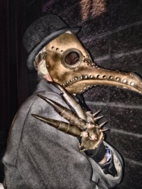 Amazing Plague Doctor